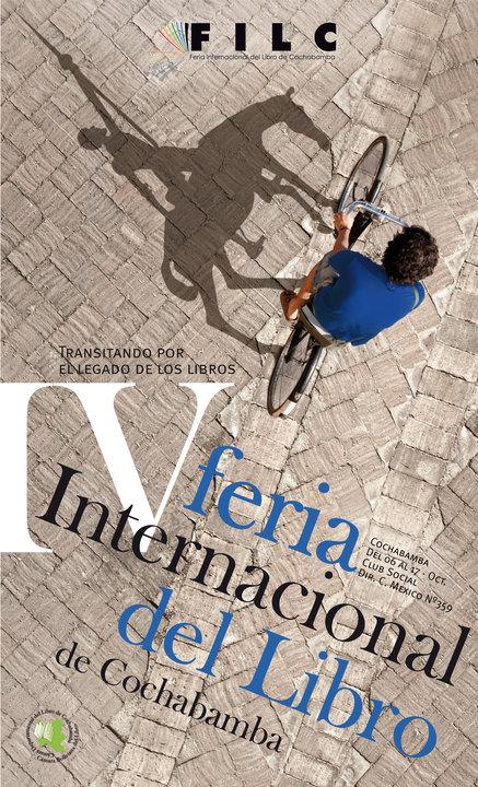 Cartel don quijote feria internacional del libro