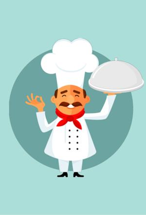 Novelas sobre cocineros