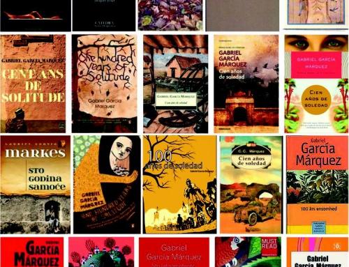 Cien portadas para Cien años de soledad