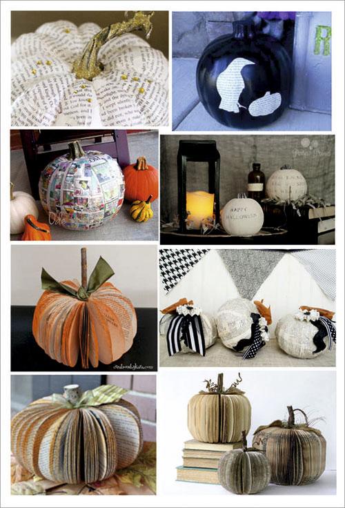 Calabazas literarias de Halloween