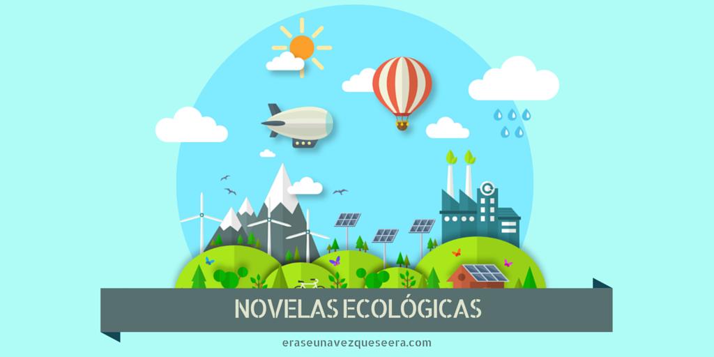 Recopilación de novelas sobre ecología y medio ambiente