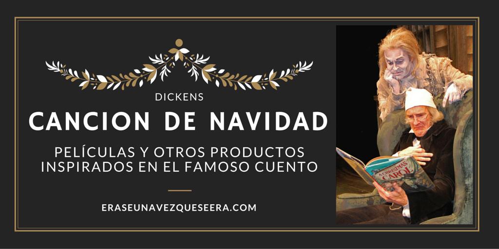 Canción de Navidad de Dickens: películas y otros productos