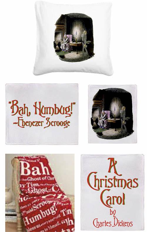 Ropa para el hogar de Canción de Navidad