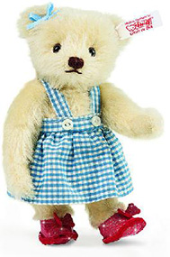 Dorothy teddy bear