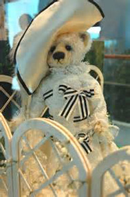 Eliza Doolittle teddy bear2