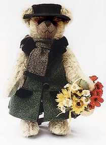 Eliza Doolittle teddy bear3