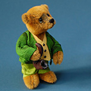 Bilbo Bolsón teddy bear