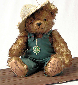 Huckleberry Finn teddy bear2