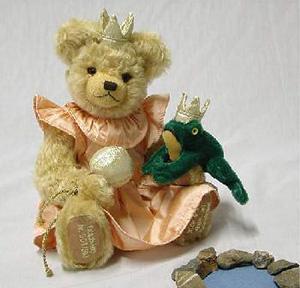 La rana y la princesa