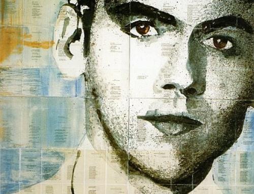 25 retratos singulares de grandes escritores