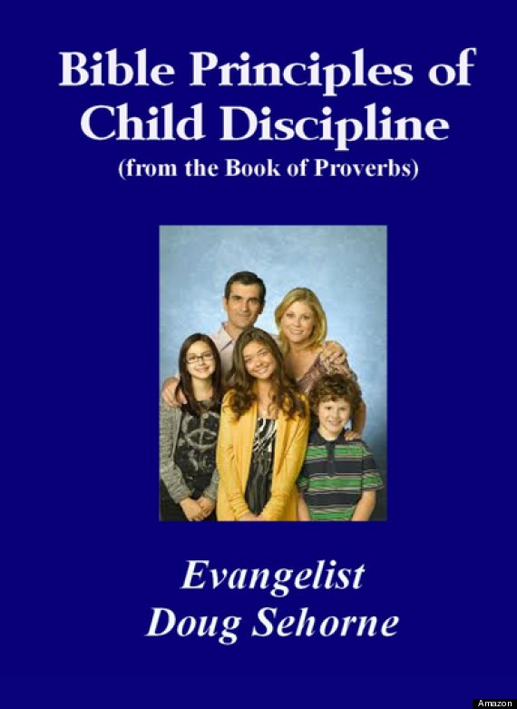 Portada utilizada por un predicador evangelista antigay