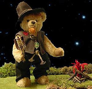 Rumpelstiltskin teddy bear