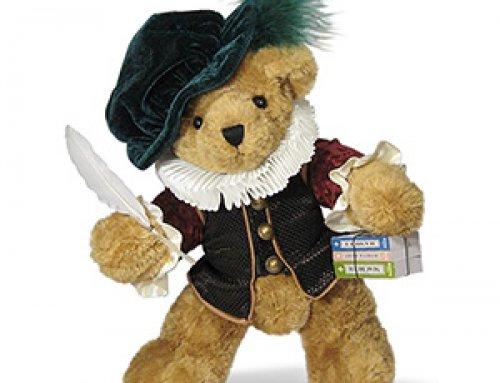 Historia de la literatura en osos de peluche