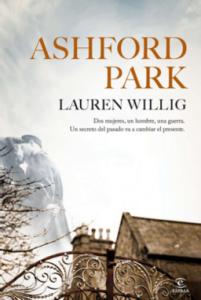 Portada del best-seller de Lauren Willig