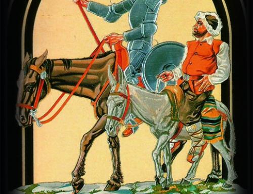 Don Quijote y la publicidad