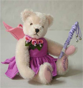 campanilla teddy bear