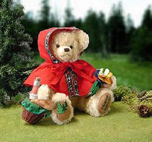 caperucita roja teddy bear2