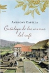 Portada de la novela sobre café de Anthony capella