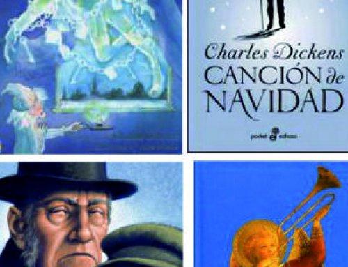 Las portadas de «Canción de Navidad» de Dickens