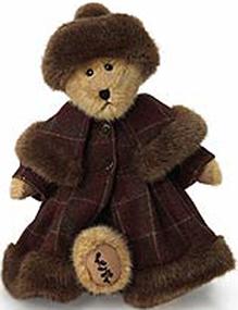 dickens teddy bear