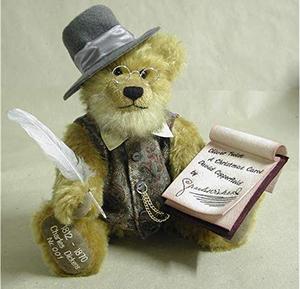 dickens teddy bear2