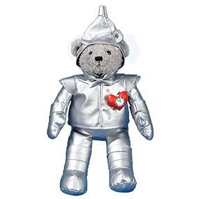 el hombre de hojalata teddy bear