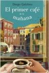 Portada de la novela cafetera de Diego Galdino