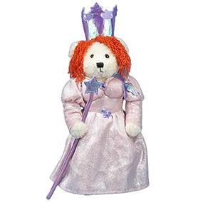 glinda la bruja buena del norte teddy bear