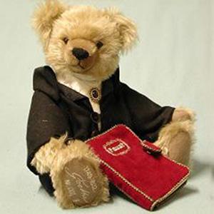 Johann Wolfgang von Goethe teddy bear