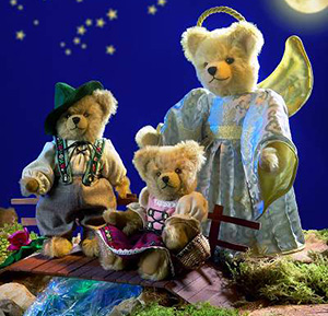 hansel y gretel teddy bear