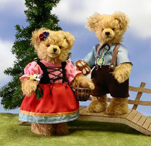 hansel y gretel teddy bear2