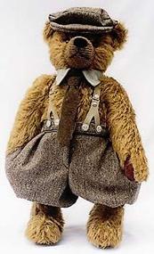 henry higgins pigmalion teddy bear