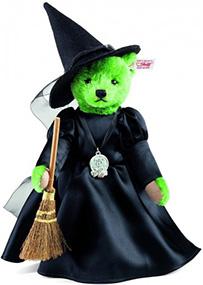 la bruja del este teddy bear