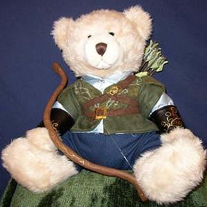 Legolas teddy bear de El señor de los anillos