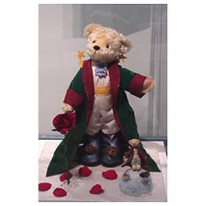 El Principito en teddy bear