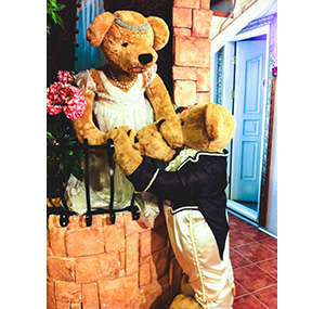 romeo y julieta teddy bear2