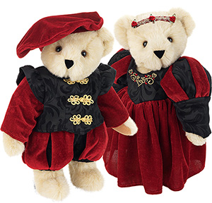 romeo y julieta teddy bear3