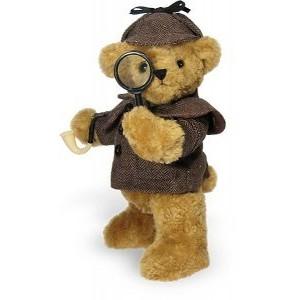 sherlock holmes teddy bear3