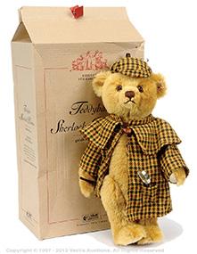 sherlock holmes teddy bear4