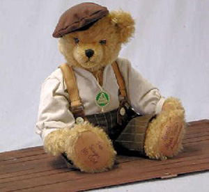 tom sayer de mark twain teddy bear