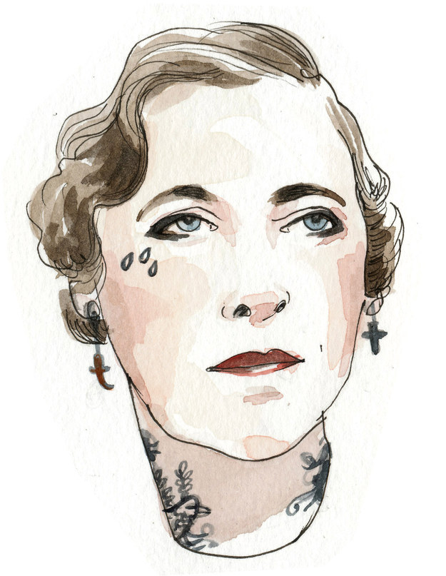 Una modernísima Agatha Christie
