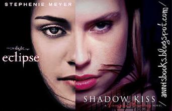 Resultado de unir dos portadas: Eclipse y Shadow kiss