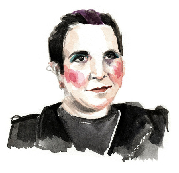 Gertrude Stein rock star