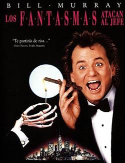 """En 1988 se estrena """"Los fantasmas atacan al jefe"""", una adaptación en clave de comedia y en tiempo actual, con Bill Murray como protagonista."""