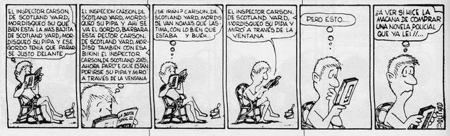 mafalda novela ya leida