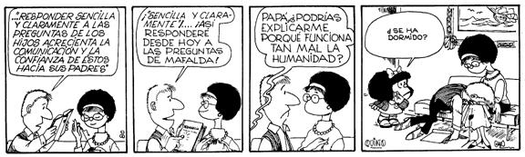mafalda responder