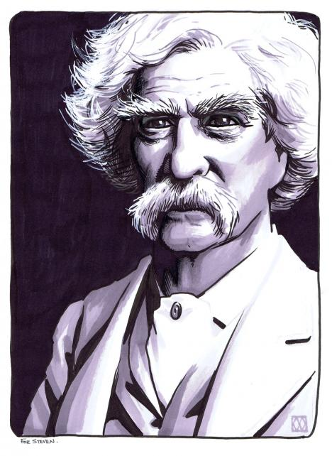 mark-twain-x-matt-wagner