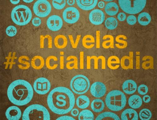 Novelas #socialmedia