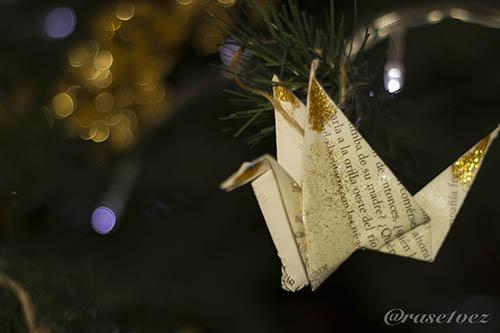 pajaritos literarios navideños