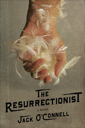 The resurrectionist, portada que complementa a Clown girl